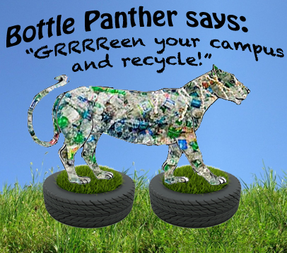 bottle panther says GRRReen