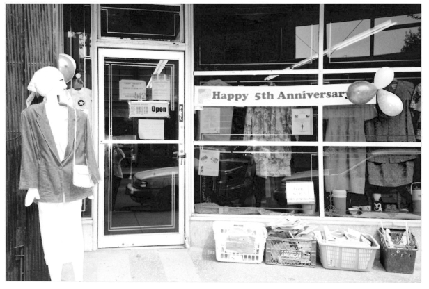 Thrifty's 5th Anniversary, 15 years ago