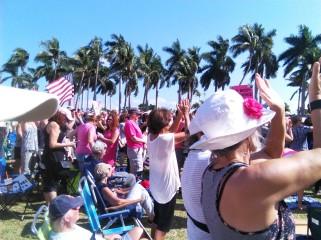 West Palm Beach, Photo by Joyce Rothermel