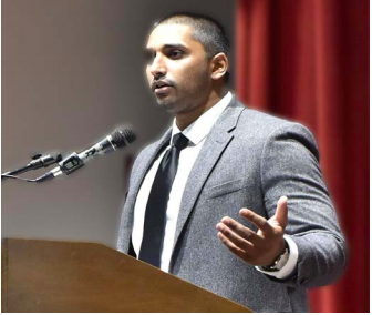 WASI MOHAMED DELIVERS HIS 2019 NEW PERSON OF THE YEAR ACCEPTANCE SPEECH