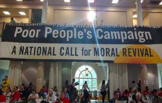 POOR PEOPLE'S CAMPAIGN: A NATIONAL CALL FOR MORAL REVIVAL. WASHINGTON, D.C. JUNE/2019